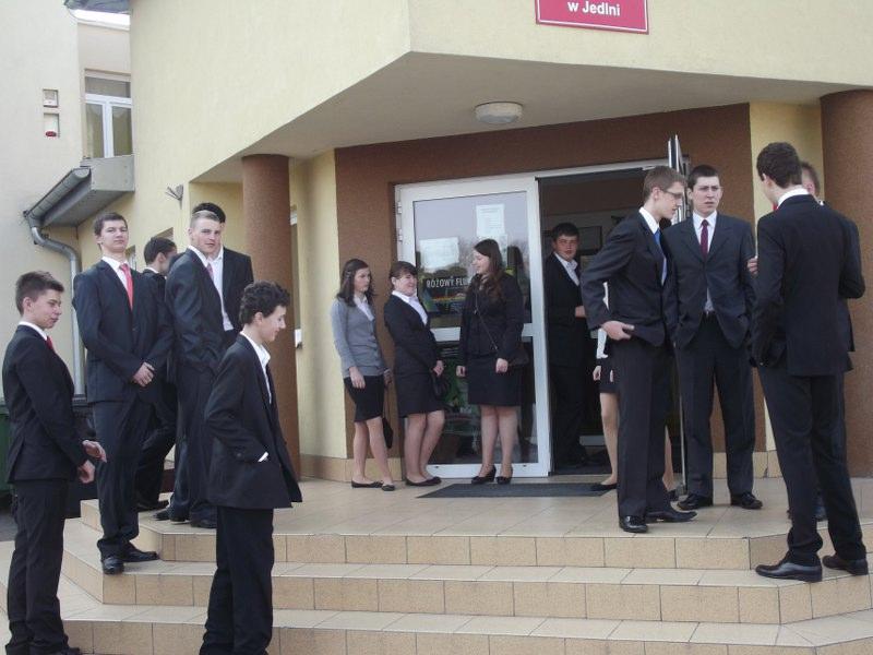 Egzamin gimnazjalny 2013