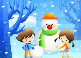 Życzenia z okazji ferii zimowych