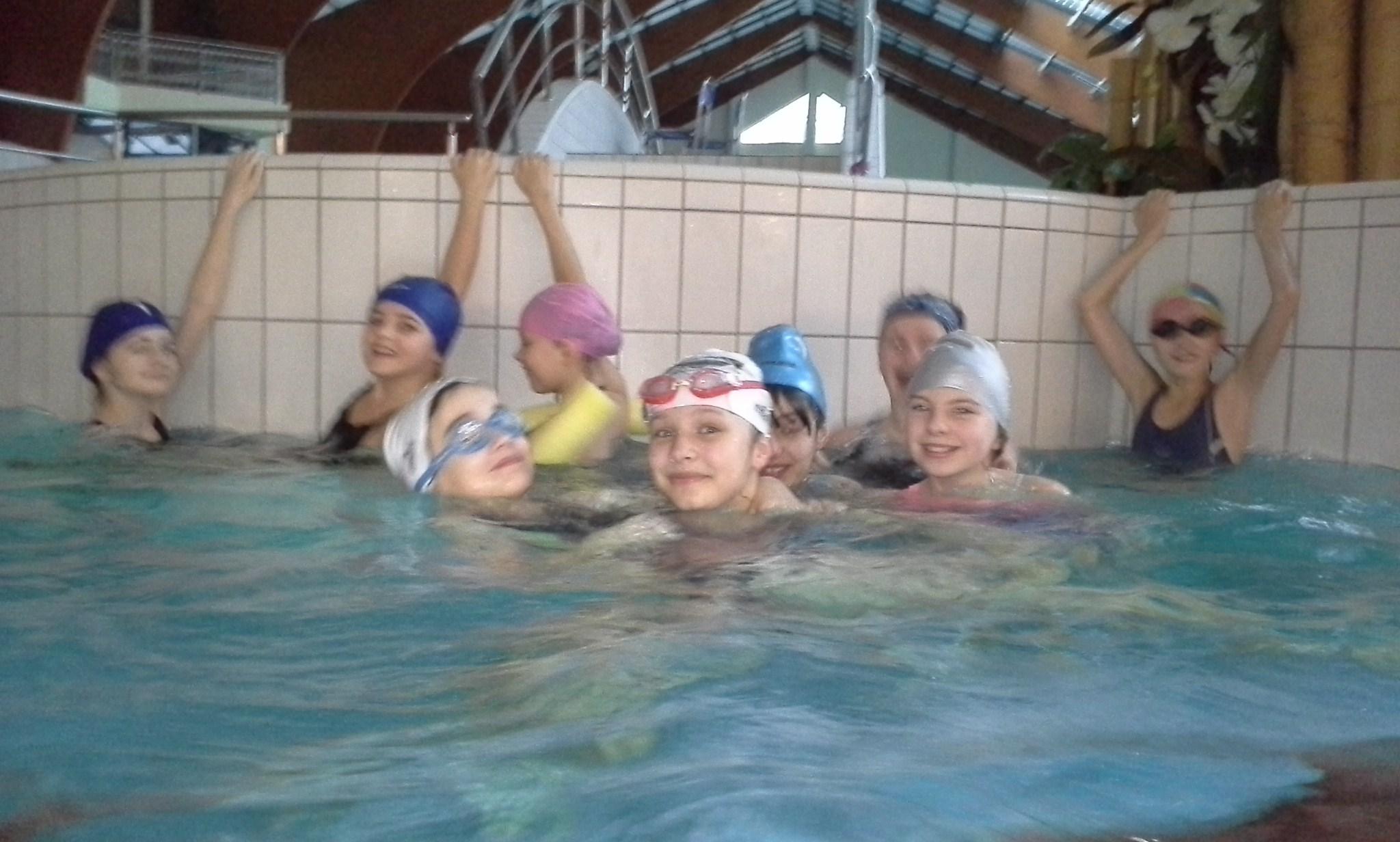 Gimnastyka na basenie