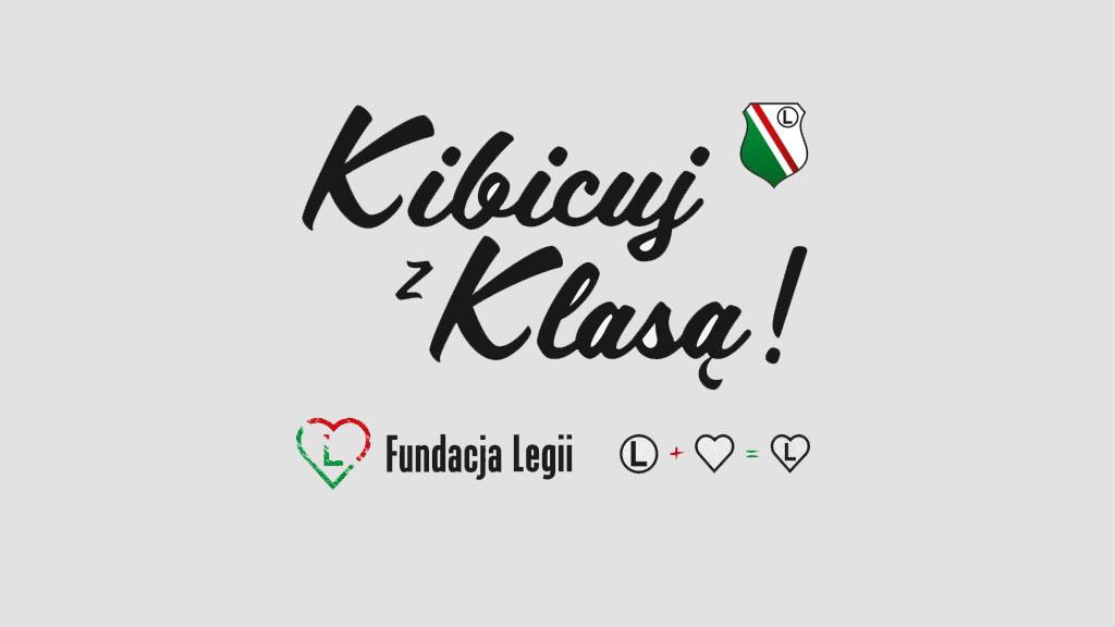"""""""Kibicuj z klasą"""" – wyjazd na mecz piłkarski Legii"""