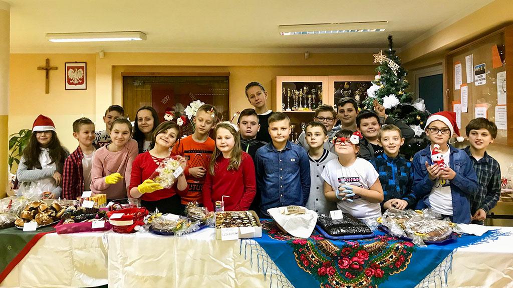 2018 Kiermasz Bożonarodzeniowy