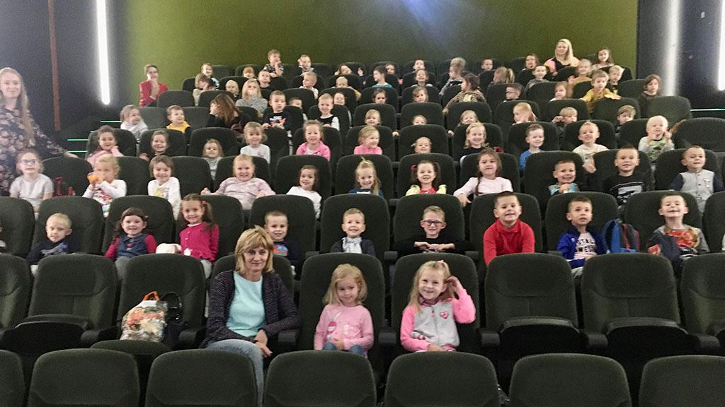 Basia i Ja – przedszkolak w kinie