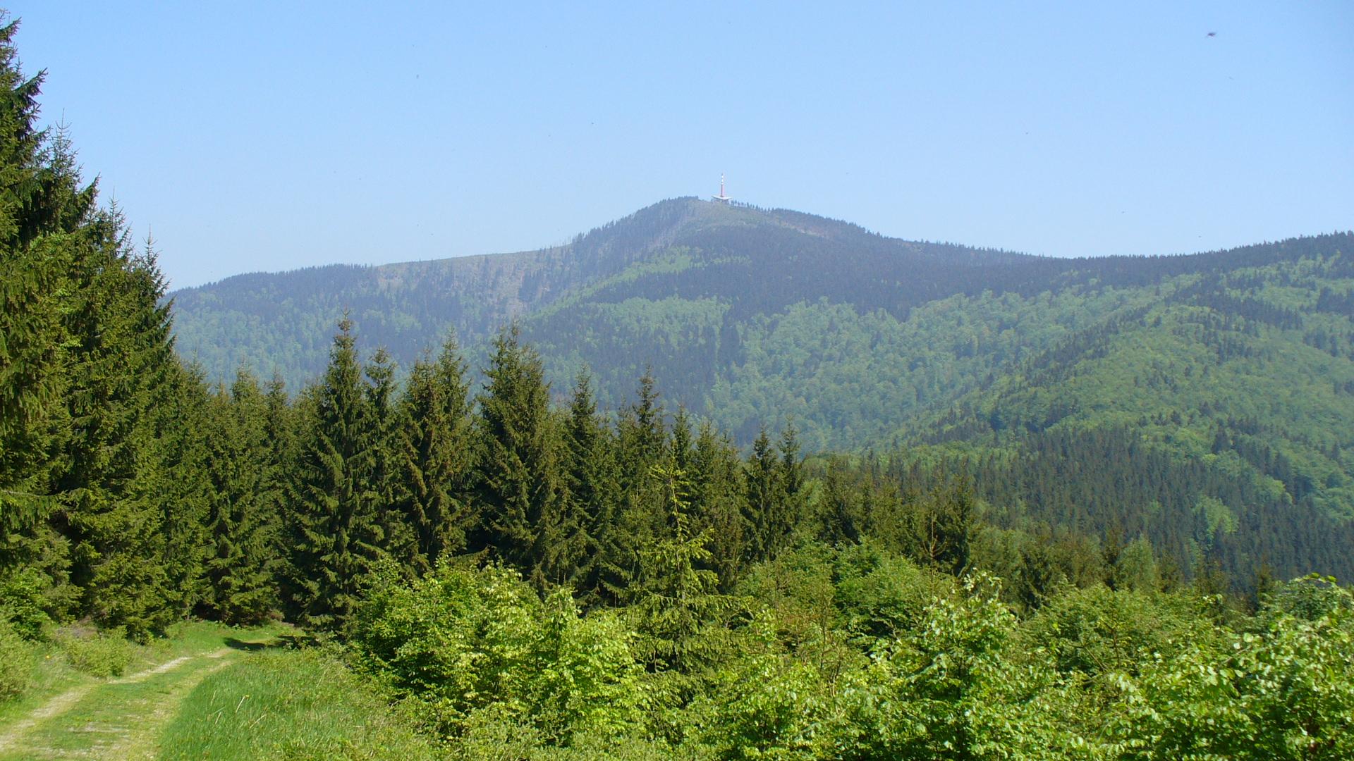 Góry Świętokrzyskie – zlot na Łysej Górze :-)