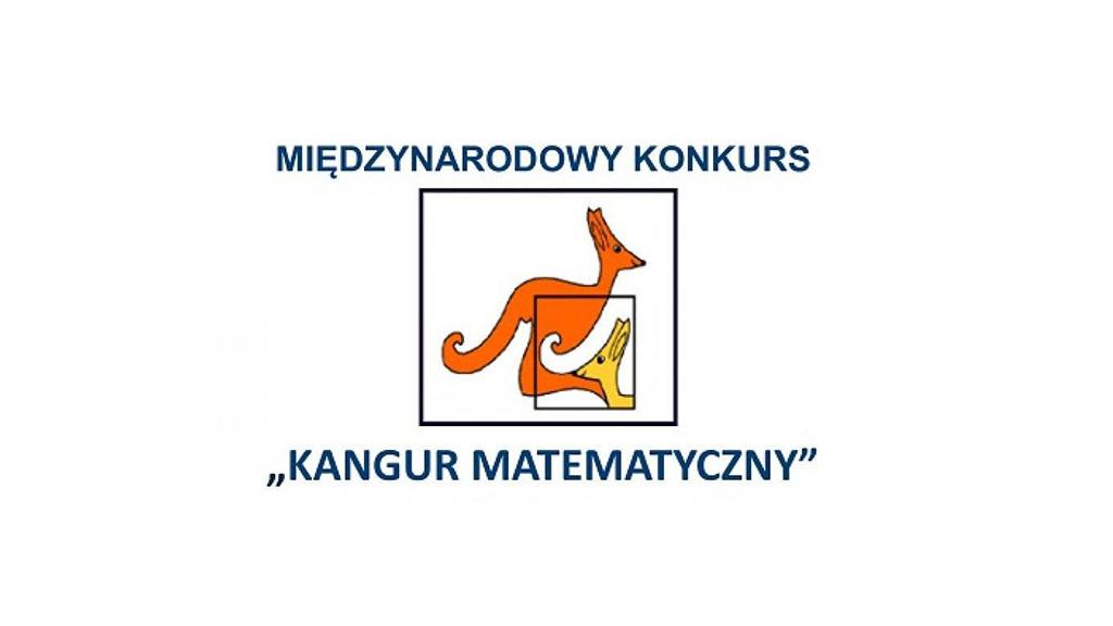 Kangur matematyczny 2020.
