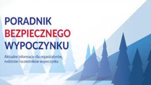 Bezpieczeństwo podczas ferii zimowych 2020
