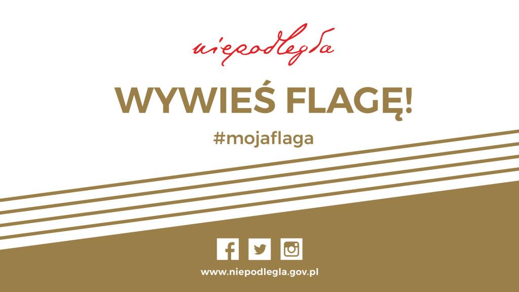 #mojaflaga – wywieś flagę!