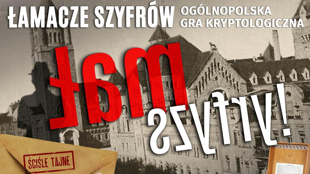 """""""Łamacze szyfrów""""."""